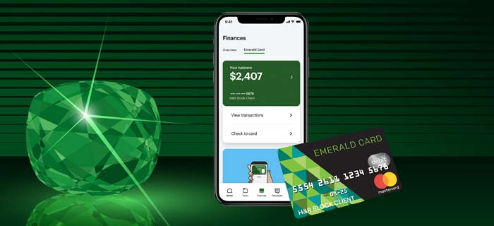 Transfer Money From My Emerald Card To A Bank Account