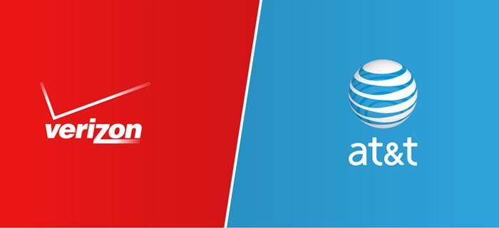 Verizon vs AT&T
